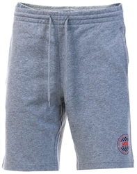 Vans Grey Og Checker Fleece Shorts