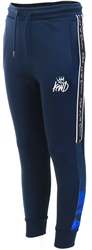 Kings Will Dream Navy Blue/Blue Camo Mector Camo Tape Pant