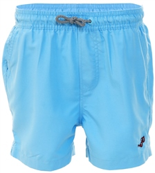 Threadbare Sky Blue Swim Shorts