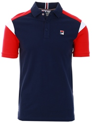 Fila Peacoat Navy Narco Polo