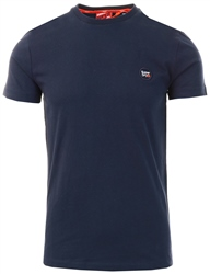 Superdry Box Navy Collective Short Sleeved T-Shirt