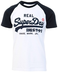 Superdry Optic Vintage Logo T-Shirt