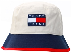 Tommy Jeans Corporate Heritage Cotton Bucket Hat