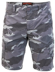 Superdry Ice Camo Core Cargo Shorts