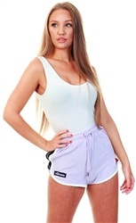 Ellesse Purple Azul Short