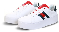 Tommy Jeans Rwb Icons Flatform Trainers