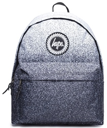 Hype Black Speckle Fade Backpack