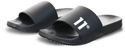 11degrees Black/White Core Slides