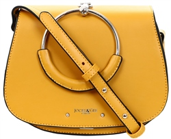 Jocee&Gee Mustard Lina Shoulder Bag