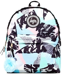 Hype Pastel Abstract Backpack