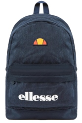 Ellesse Navy Regent Printed Backpack