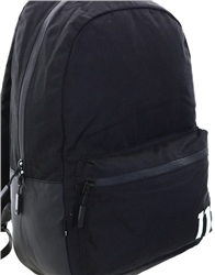 11degrees Black Core Backpack