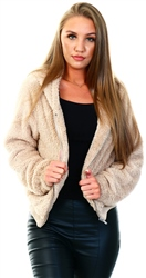 Only Humus Lana Teddy Coat
