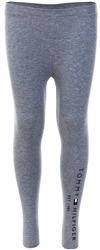 Tommy Jeans Mid Grey Htr Junior Essential Stretch Organic Cotton Full-Lengt