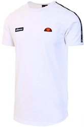 White Fedora T-Shirt by Ellesse