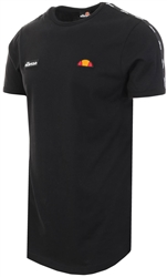 Black Fedora Tee by Ellesse