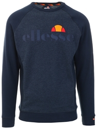 Ellesse Navy Marl Tyson Sweat