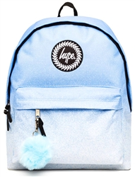Hype Baby Blue Back Pack