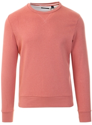 Brave Soul Winter Pink Sweater