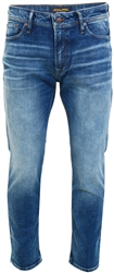 Jack & Jones Blue / Blue Denim Clark Original Am 350 Regular Fit Jeans