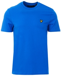 Lyle & Scott Cobalt Crew Neck T-Shirt
