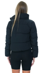 Only Black Dolly Puffer Jacket