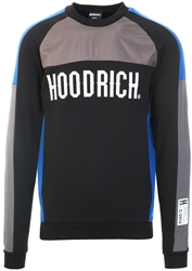 Hoodrich Black/Blue Og Roadz Sweatshirt
