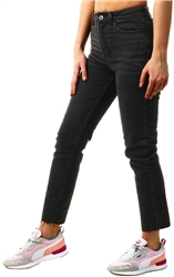 Only Black Emily Straight Fit Jean