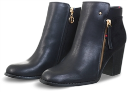 Escape Nero Tucson Two Heel Boot