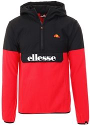 Ellesse Red/Black Freccia Oh Jacket