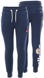 Ellesse Navy Junior Colino Jog Pants