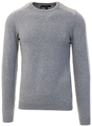 Broken Standard Grey Crew Jumper