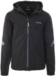 Nicce Black Nexo Jacket