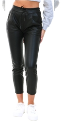 Veromoda Black Normal Waist Trousers