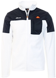 Ellesse White Alonso Jacket