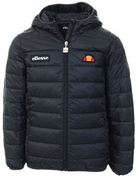 Ellesse Black Regalio Junior Padded Jacket