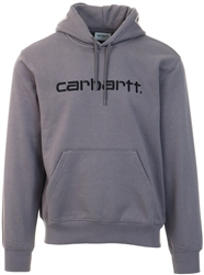 Carhartt Husky / Black Hooded Sweatshirt