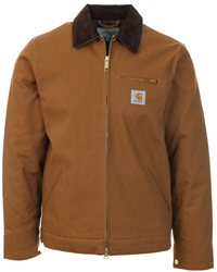 Carhartt Hamilton Brown Rigid Detroit Jacket