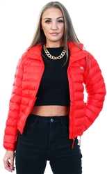 Levi's® Poppy Red Pandora Packable Jacket