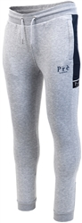 Pre London Navy / Grey Marl Eclipse Nylon Joggers