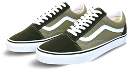 Vans Og Chocolate/Og Khaki Anaheim Factory Old Skool 36 Dx Shoes