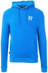11degrees Cornflower Blue Core Pullover Hoodie