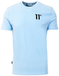 11degrees Air Blue Core T-Shirt