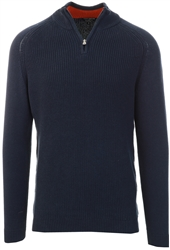 Kensington Sky Captain Kinkle Knit Jumper