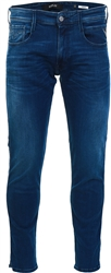 Replay Medium Blue Anbass Slim Jean