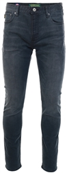 Superdry Black Portland Slim Jeans