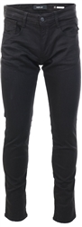 Replay Black Slim Fit Skinny Jeans