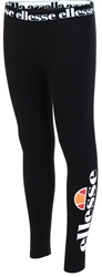 Ellesse Black Junior Fabi Leggins