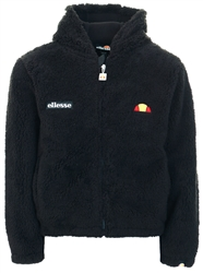 Ellesse Black Junior Angola Jacket