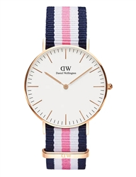 Daniel Wellington Rose Gold Classic Southampton 36mm